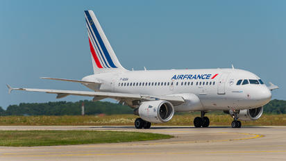 F-GUGA - Air France Airbus A318