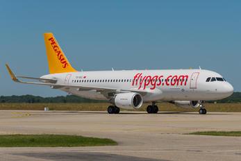 TC-DCL - Pegasus Airbus A320