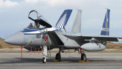 62-8865 - Japan - Air Self Defence Force Mitsubishi F-15J