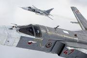 47 - Russia - Air Force Sukhoi Su-24M aircraft