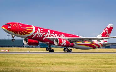 9M-XXT - AirAsia X Airbus A330-300