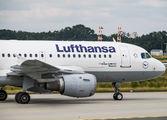 D-AILL - Lufthansa Airbus A319 aircraft
