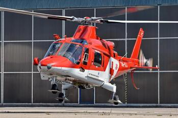 OM-ATJ - Air Transport Europe Agusta / Agusta-Bell A 109