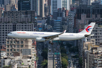 B-6119 - China Eastern Airlines Airbus A330-300