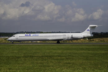 LZ-DEO - ALK Airlines McDonnell Douglas MD-90