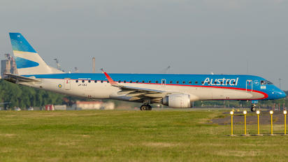LV-CKZ - Austral Lineas Aereas Embraer ERJ-190 (190-100)