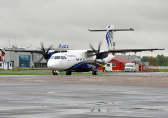 VQ-BKP - NordStar Airlines ATR 42 (all models)