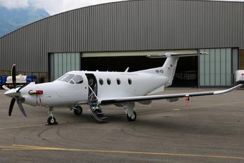 HB-FSI - Private Pilatus PC-12