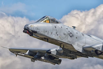 124 - USA - Air Force Fairchild A-10 Thunderbolt II (all models)