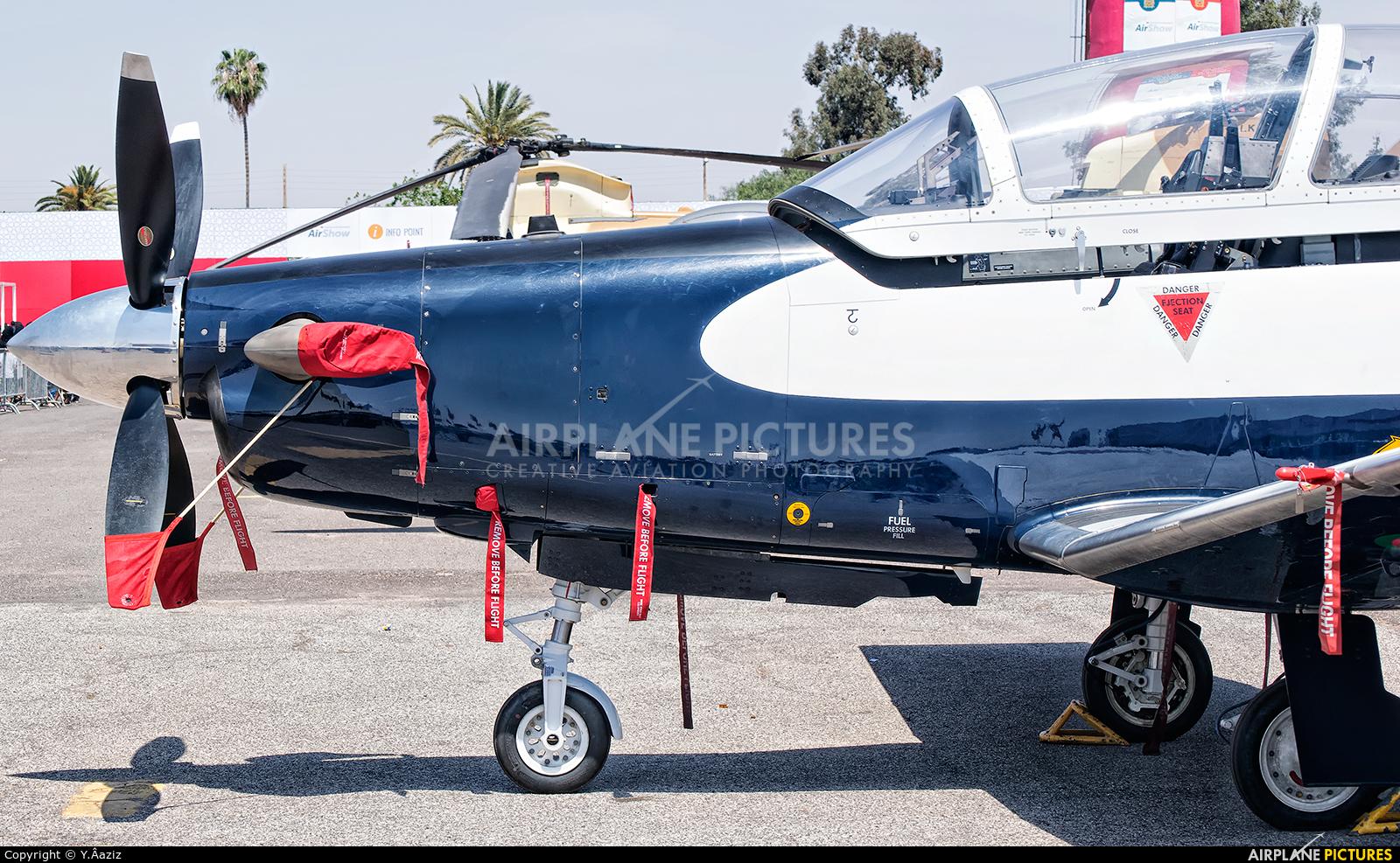 Morocco - Air Force 09 aircraft at Marrakech - Menara