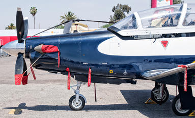 09 - Morocco - Air Force Hawker Beechcraft T-6C Texan II