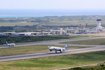 JA821A - - Airport Overview - Airport Overview - Overall View