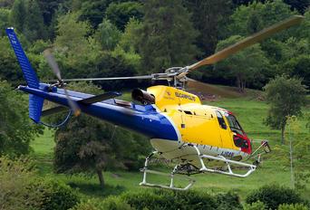 I-ISAN - Elicampiglio Aerospatiale AS350 Ecureuil / Squirrel