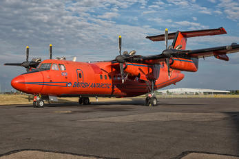 VP-FBQ - British Antarctic Survey de Havilland Canada DHC-7-100 series