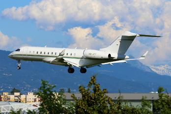 HB-JFY - Private Bombardier BD-700 Global Express