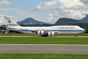 9K-GAA - Kuwait - Government Boeing 747-8 aircraft
