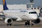 D-AECH - Lufthansa Regional - CityLine Embraer ERJ-190 (190-100) aircraft