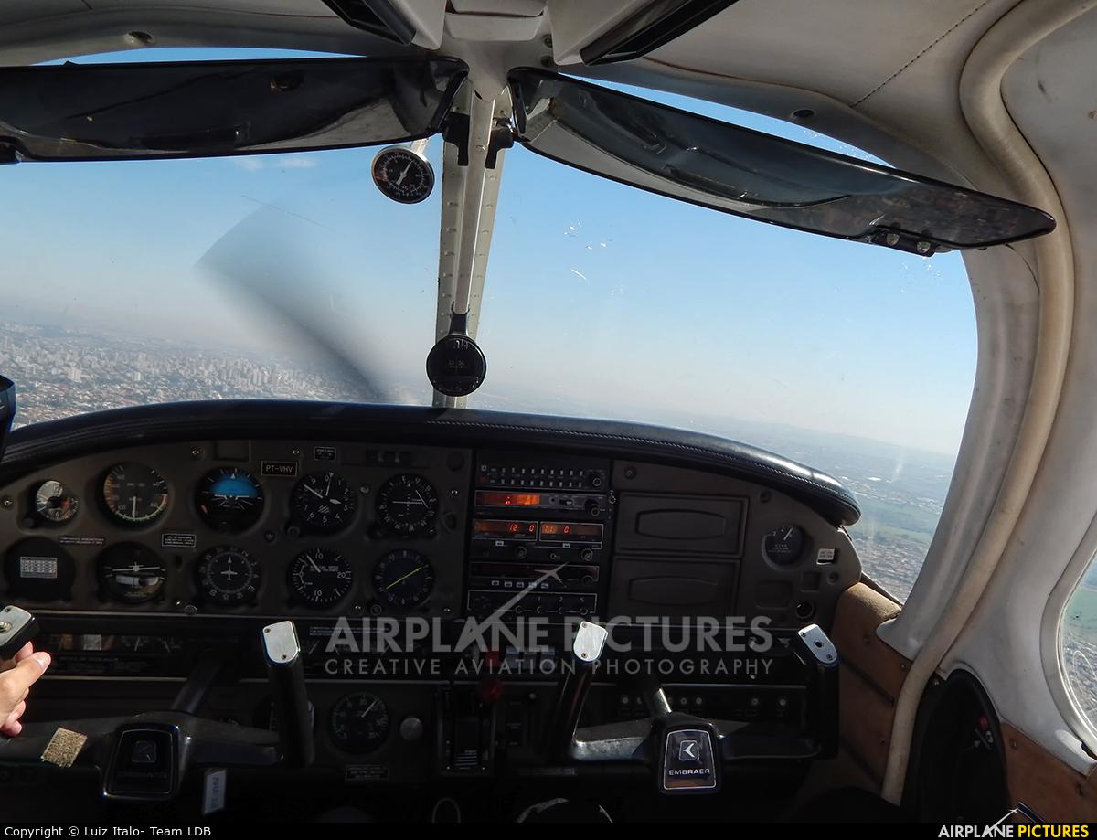 Aero Club de Londrina PT-VHV aircraft at In Flight - Brazil