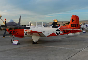 161055 - USA - Navy Beechcraft T-34C Mentor