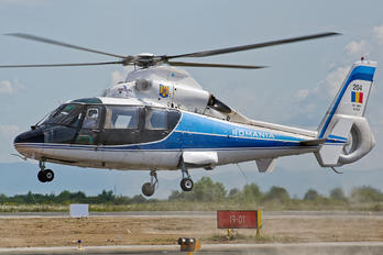 204 - Romania - Government Aerospatiale AS365 Dauphin II
