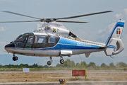204 - Romania - Government Aerospatiale AS365 Dauphin II aircraft