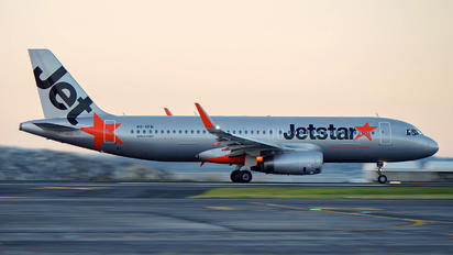 VH-VFN - Jetstar Airways Airbus A320