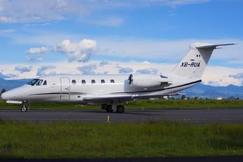 XB-RUA - Private Cessna 650 Citation VII