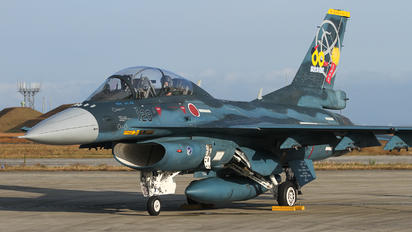 43-8129 - Japan - Air Self Defence Force Mitsubishi F-2 A/B
