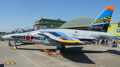 96-5778 - Japan - Air Self Defence Force Kawasaki T-4