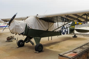 4X-AFZ - Private Piper J3 Cub