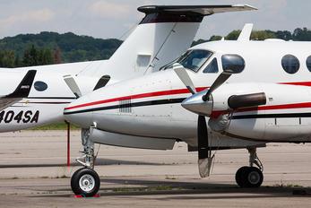 SU-BAX - Egypt - Air Force Beechcraft 200 King Air