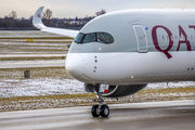 A7-ALG - Qatar Airways Airbus A350-900 aircraft