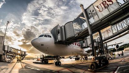 HB-JMI - Swiss Airbus A340-300