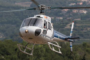 F-GDRQ - Heliduebi Aerospatiale AS350 Ecureuil / Squirrel aircraft