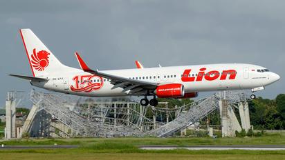 PK-LPJ - Lion Airlines Boeing 737-800