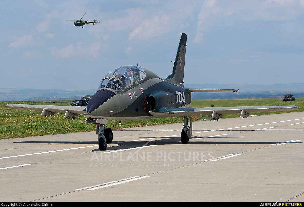 Romania - Air Force 704 aircraft at Câmpia Turzii