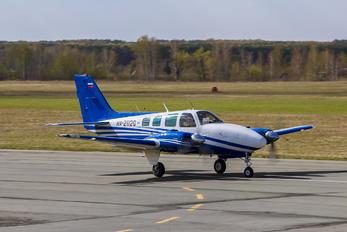 RA-2112G - Private Beechcraft 58 Baron