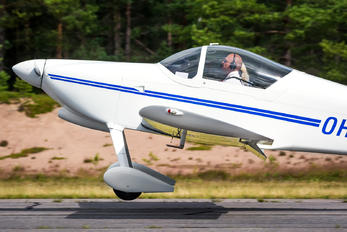 OH-XMT - Private Vans RV-6