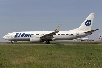 VQ-BQS - UTair Boeing 737-800
