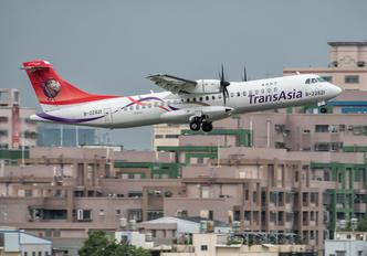 B-22821 - TransAsia Airways ATR 72 (all models)