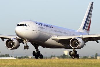 F-GZCH - Air France Airbus A330-200