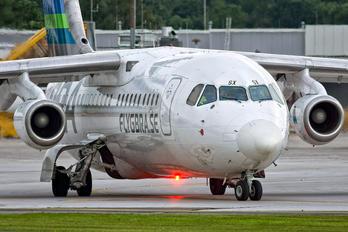 SE-DSX - Braathens Regional British Aerospace BAe 146-300/Avro RJ100