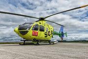 G-SCAA - SCAA - Scotlands Charity Air Ambulance Eurocopter EC135 (all models) aircraft