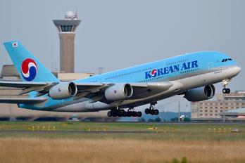 HL7619 - Korean Air Airbus A380