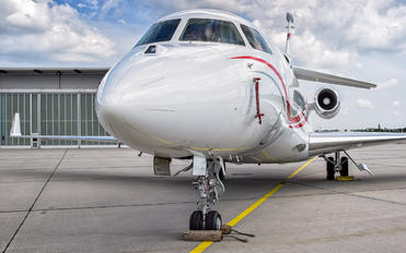 VP-CUH - Volkswagen Air Services Dassault Falcon 7X