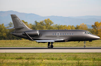 VP-CJA - Private Dassault Falcon 2000