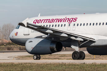 D-AIQK - Germanwings Airbus A320