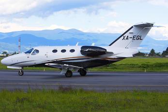 XA-EGL - Private Cessna 510 Citation Mustang
