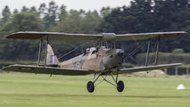 G-BLUZ - Private de Havilland DH. 82 Queen Bee aircraft