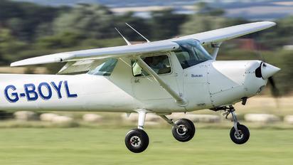 G-BOYL - Private Cessna 152